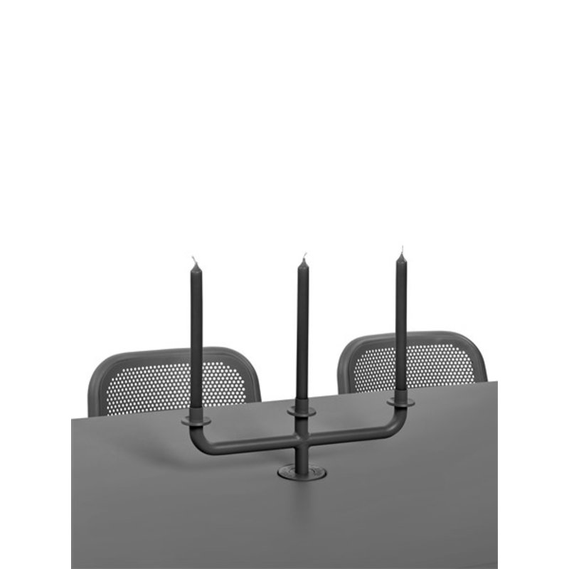 Fatboy-collectie  Toní candle holder antraciet