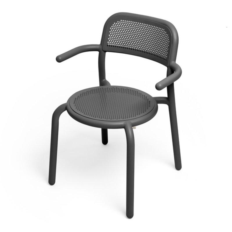 Fatboy-collectie  Toní armchair set antraciet (4 pcs)