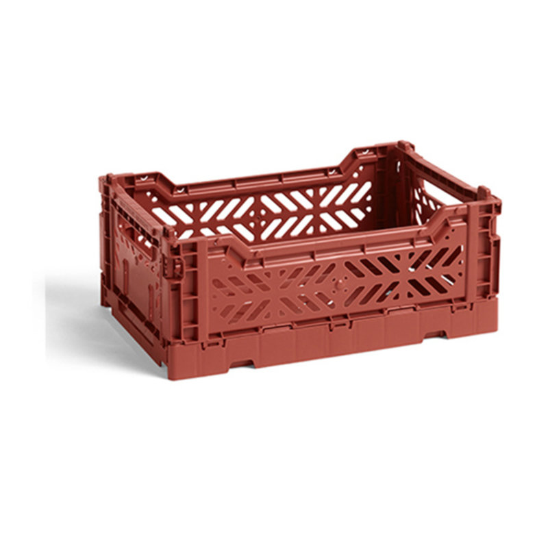 HAY-collectie Colour Crate M Off-white