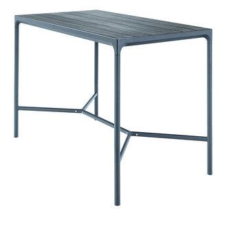 Houe FOUR bartafel 160x90 cm zwart