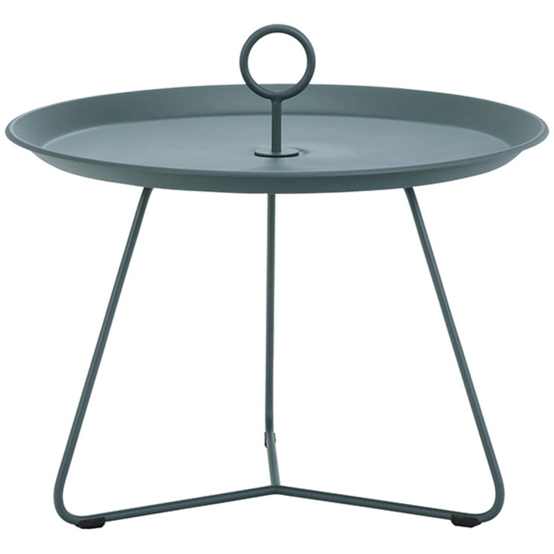 Houe-collectie EYELET Tray Table ø60 cm Pine Green