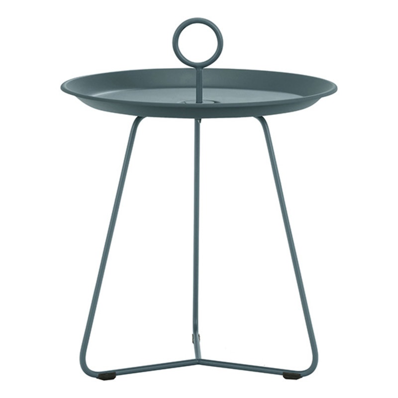 Houe-collectie EYELET Tray Table ø45 cm Pine Green