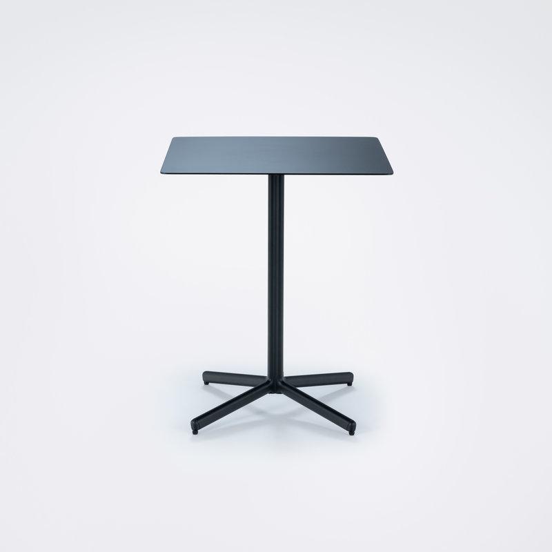 Houe-collectie FLOR café table 60x60 black