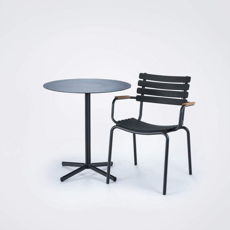 Houe-collectie FLOR café table Ø60 black