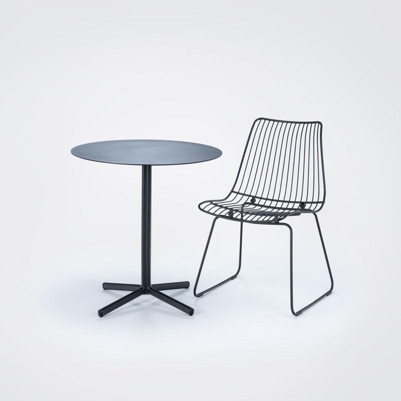 Houe-collectie FLOR ronde tafel Ø61