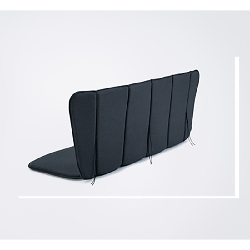 Houe-collectie PAON Cushion Bench, Carbon Grey