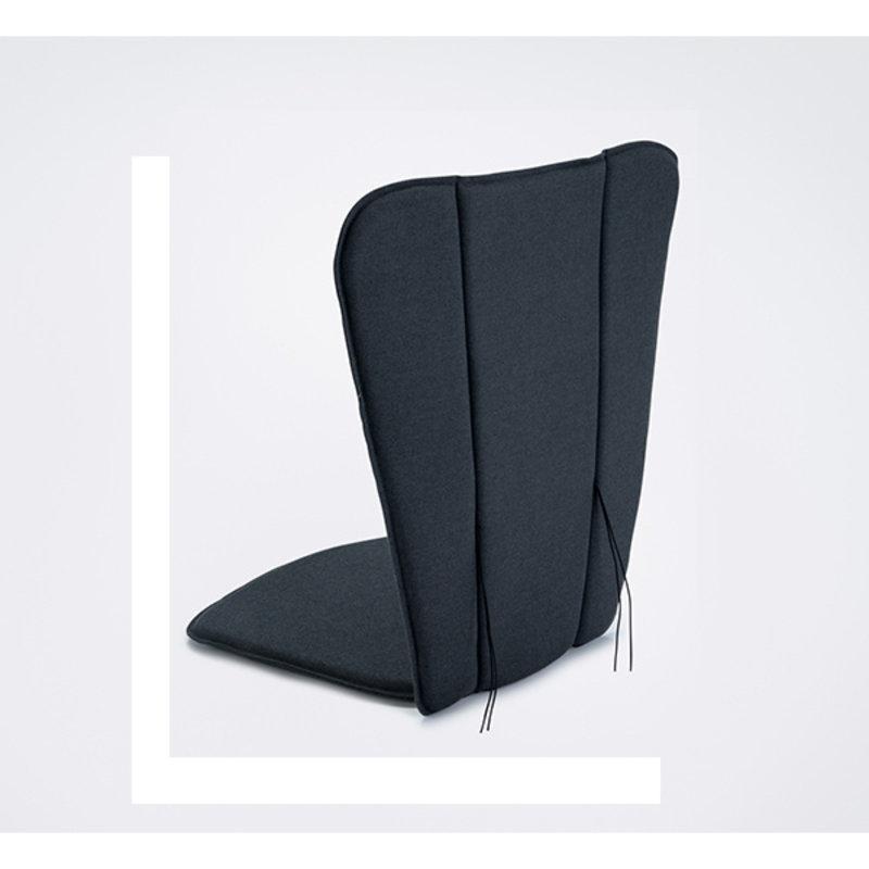 Houe-collectie Kussen donkergrijs voor PAON lounge- & schommelstoel