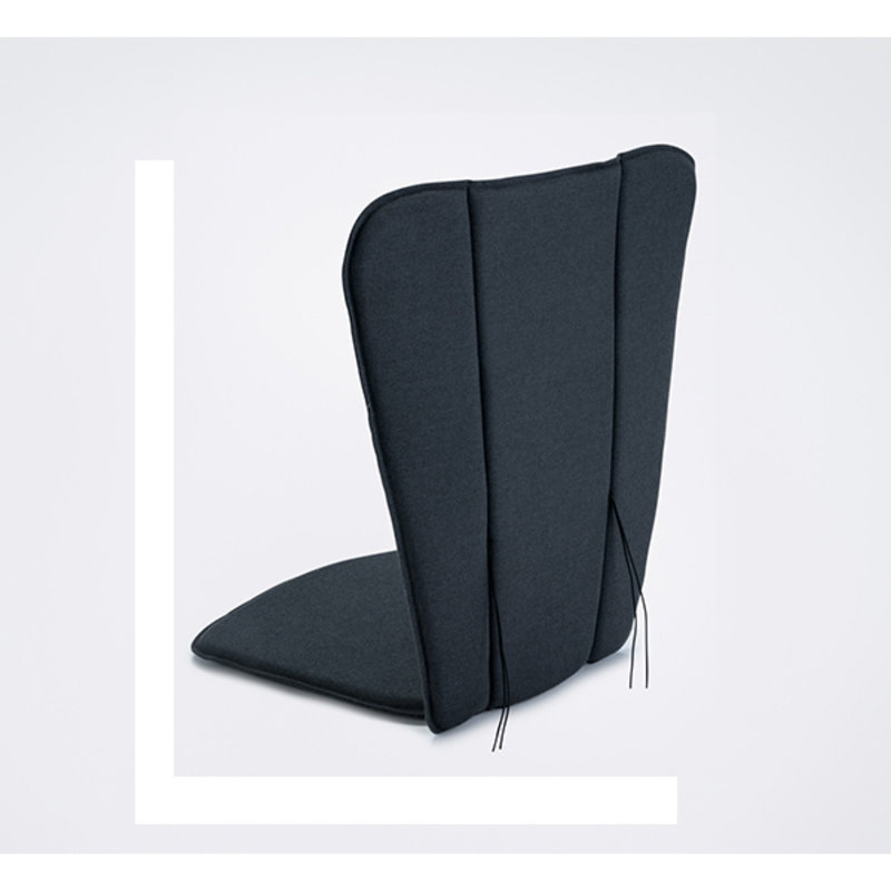 Houe-collectie PAON Cushion Lounge/Rocking, Carbon Grey