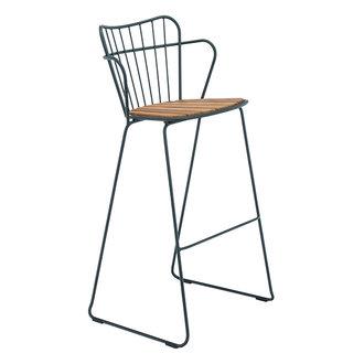 Houe PAON Bar Chair, Pine Green