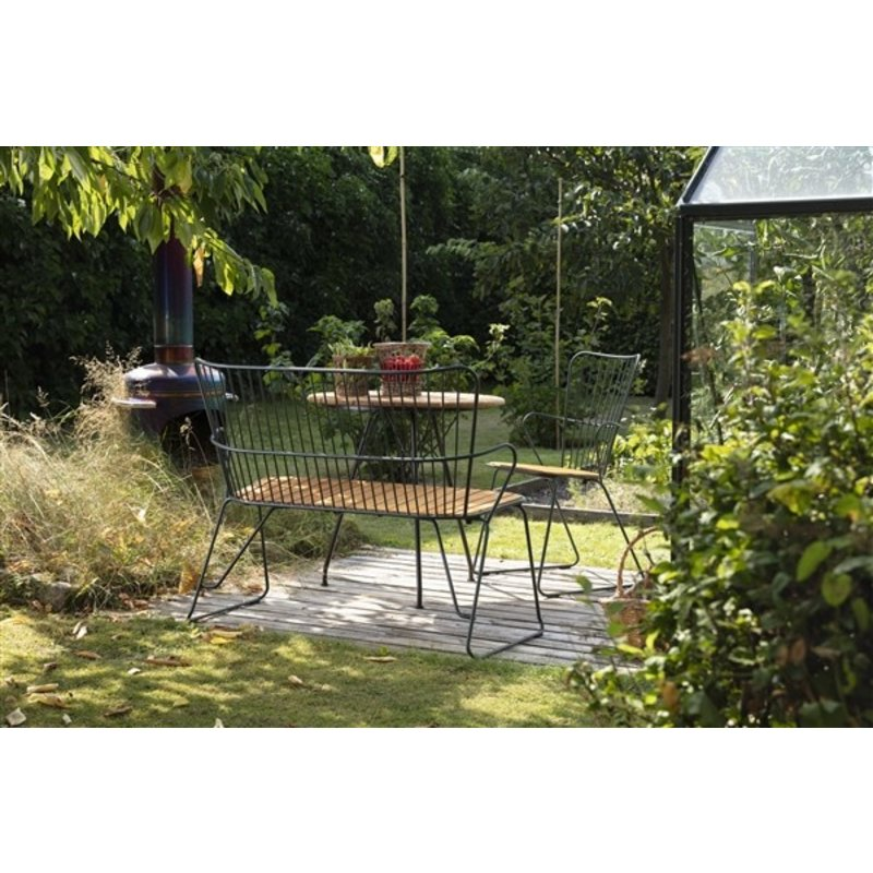 Houe-collectie PAON Bench, Pine Green