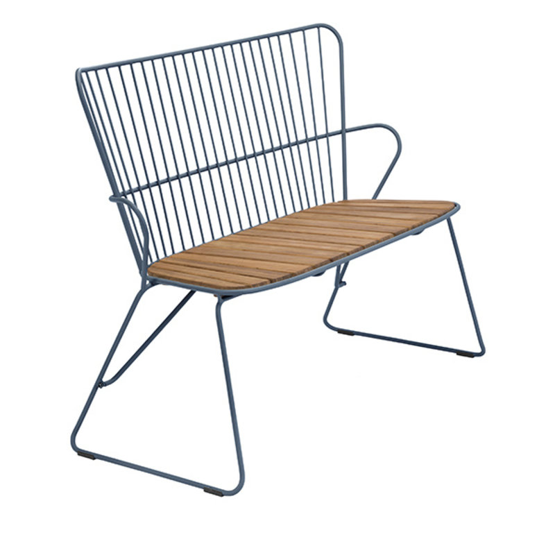Houe-collectie PAON Bench, Midnight Blue