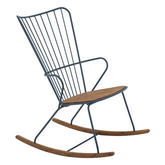 Houe PAON schommelstoel donkerblauw