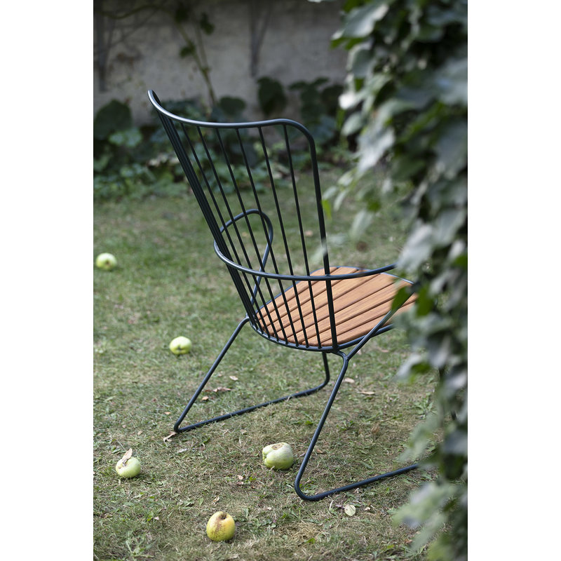 Houe-collectie PAON Lounge Chair, Pine Green
