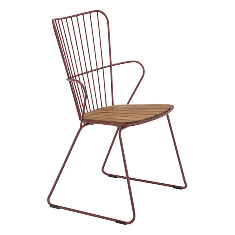 Houe-collectie PAON Dining Chair, Paprika