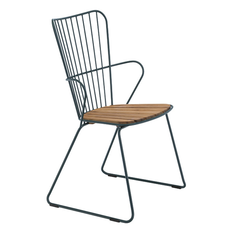 Houe-collectie PAON Dining Chair, Pine Green