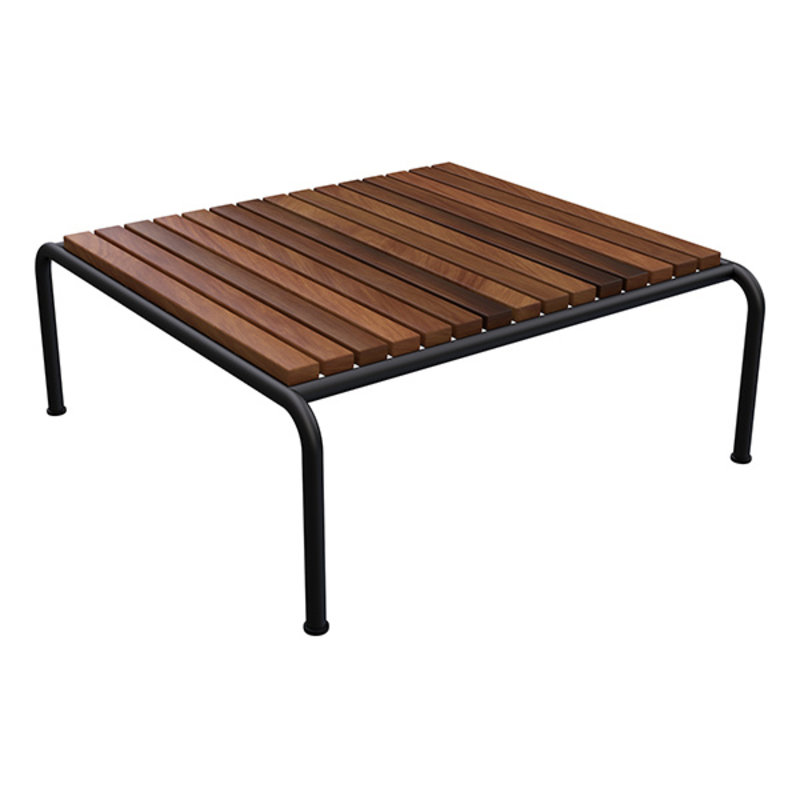 Houe-collectie AVON lounge table with wooden top