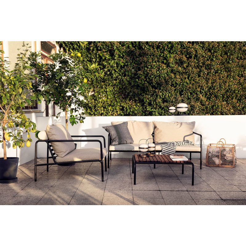 Houe-collectie AVON lounge sofa Ash