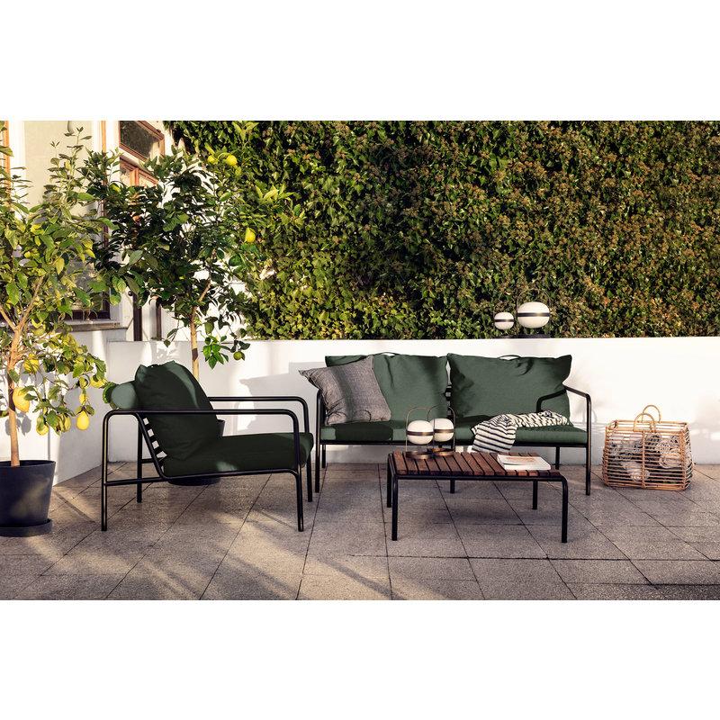 Houe-collectie AVON loungebank Alphine Green