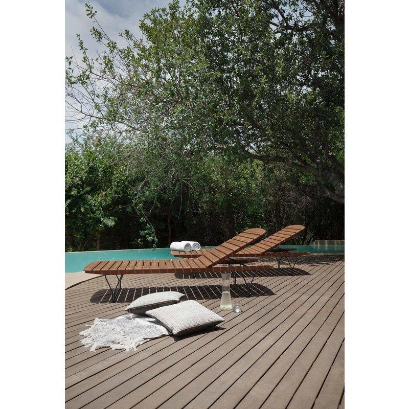 Houe-collectie MOLO sunbed bamboo