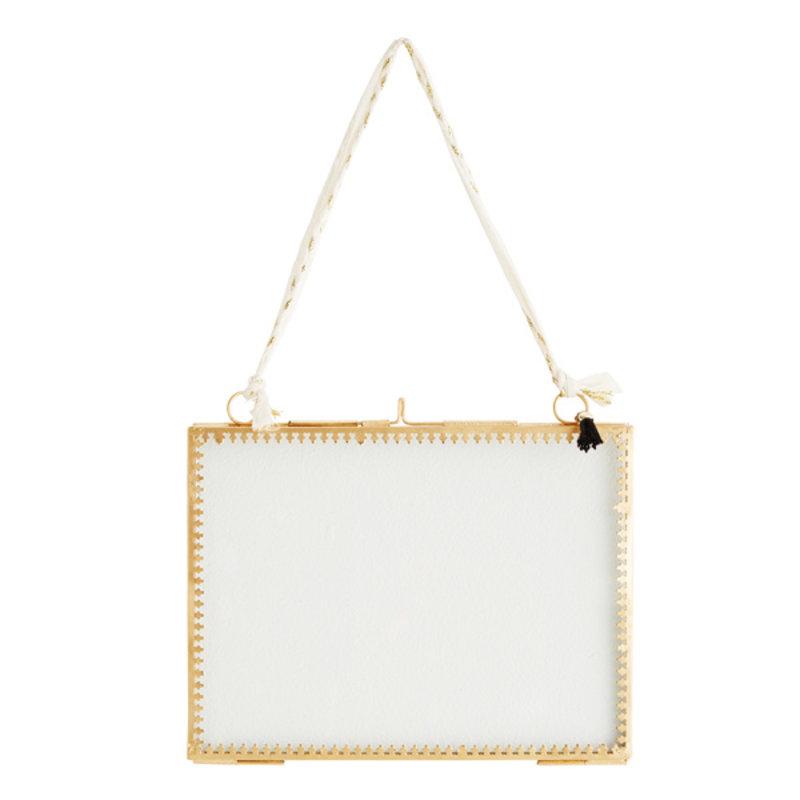 Madam Stoltz-collectie Hanging photo frame 20x15 cm - Copy