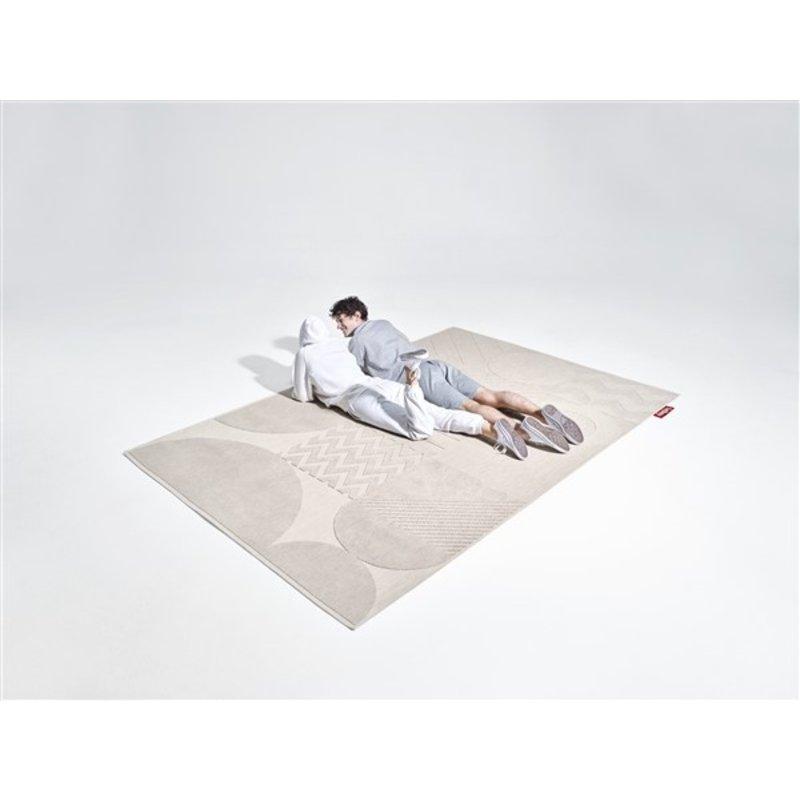Fatboy-collectie Vloerkleed Carpretty grand pop up zand