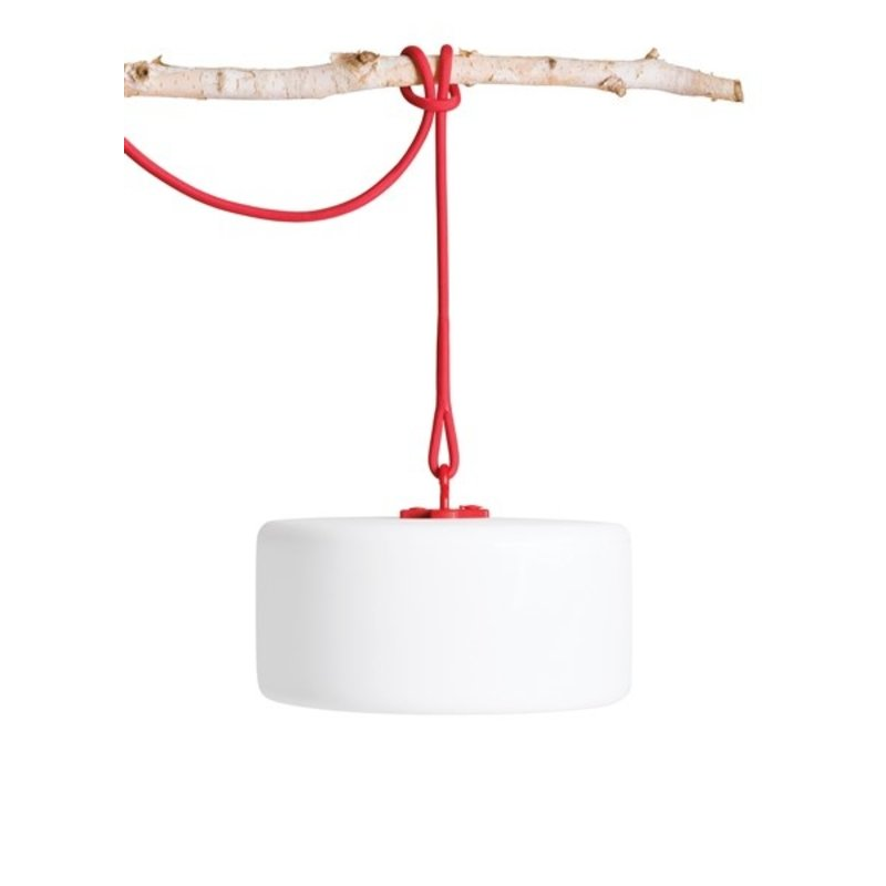 Fatboy-collectie Thierry le swinger buitenlamp rood