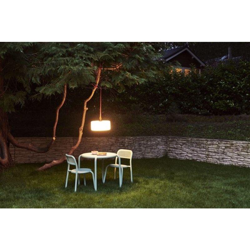 Fatboy-collectie Thierry le swinger buitenlamp lichtgrijs