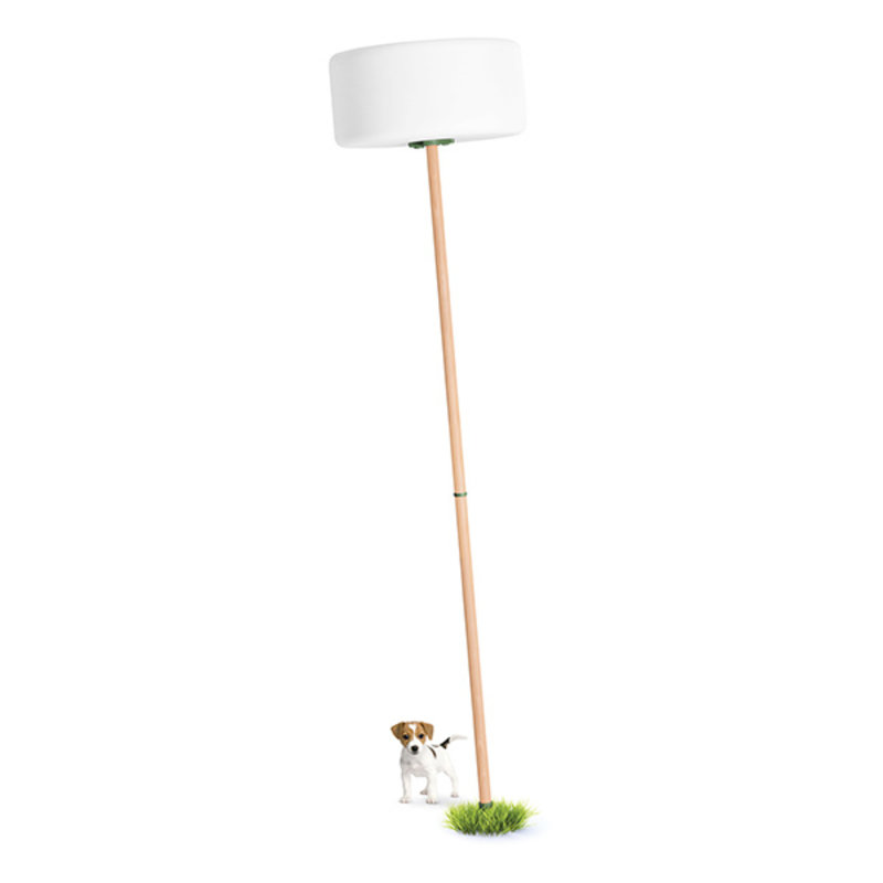 Fatboy-collectie Thierry le swinger buitenlamp industrial groen