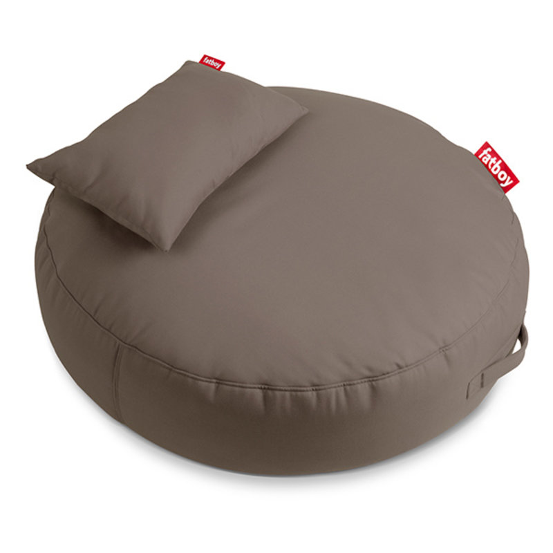 Fatboy-collectie Pupillow poef zandy taupe