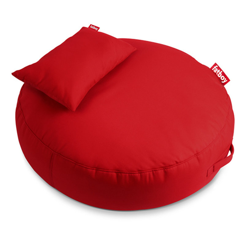 Fatboy-collectie Pupillow poef rood