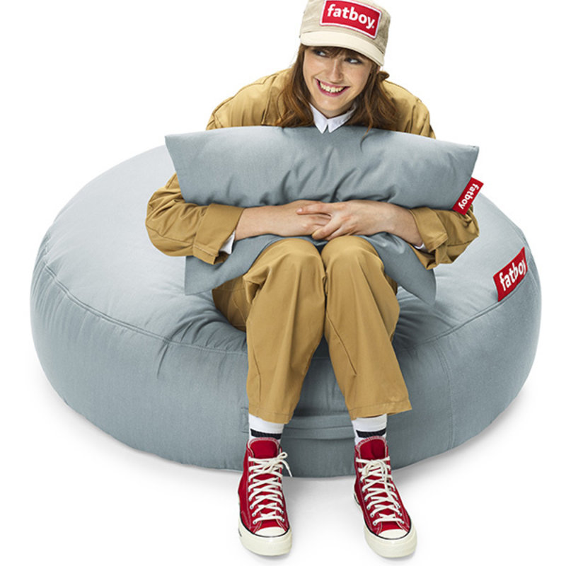 Fatboy-collectie Pupillow poef mineral blue