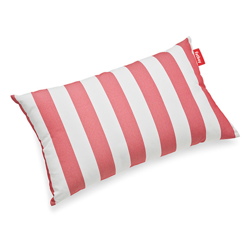Fatboy-collectie Pillow king outdoor stripe red