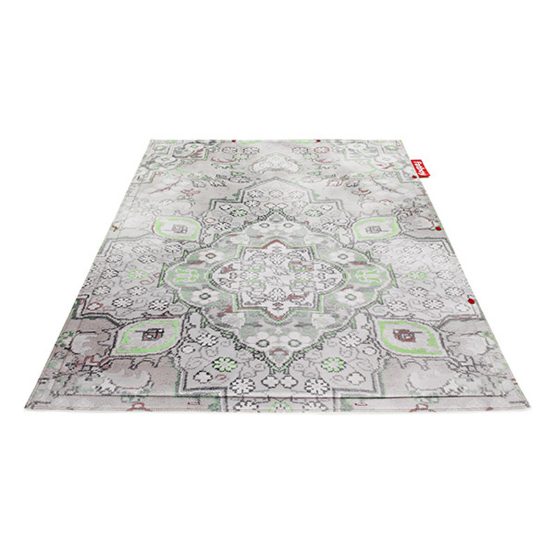 Fatboy-collectie Non-Flying Carpet vloerkleed Big persian lime