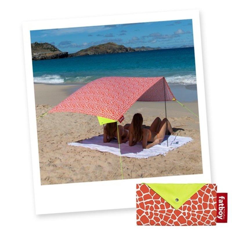 Fatboy-collectie Miasun draagbare strandtent Palm beach