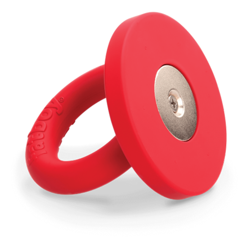 Fatboy-collectie Mag-wel with magnet red