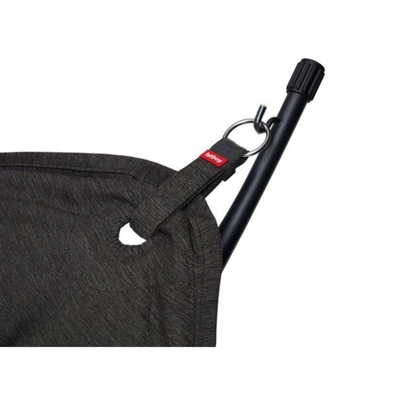 Fatboy-collectie Headdemock superb incl. rack & pillow thunder grey