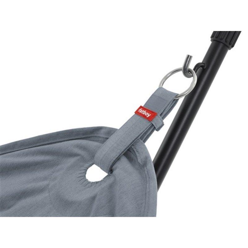 Fatboy-collectie Headdemock superb incl. rack & pillow steel blue