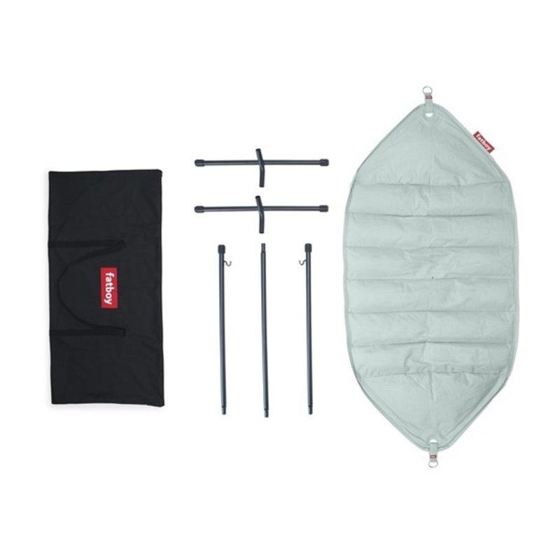 Fatboy-collectie Headdemock superb incl. rack & pillow seafoam