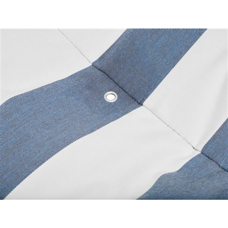Fatboy-collectie Headdemock superb deluxe hangmat incl. kussen en cover stripe ocean blue