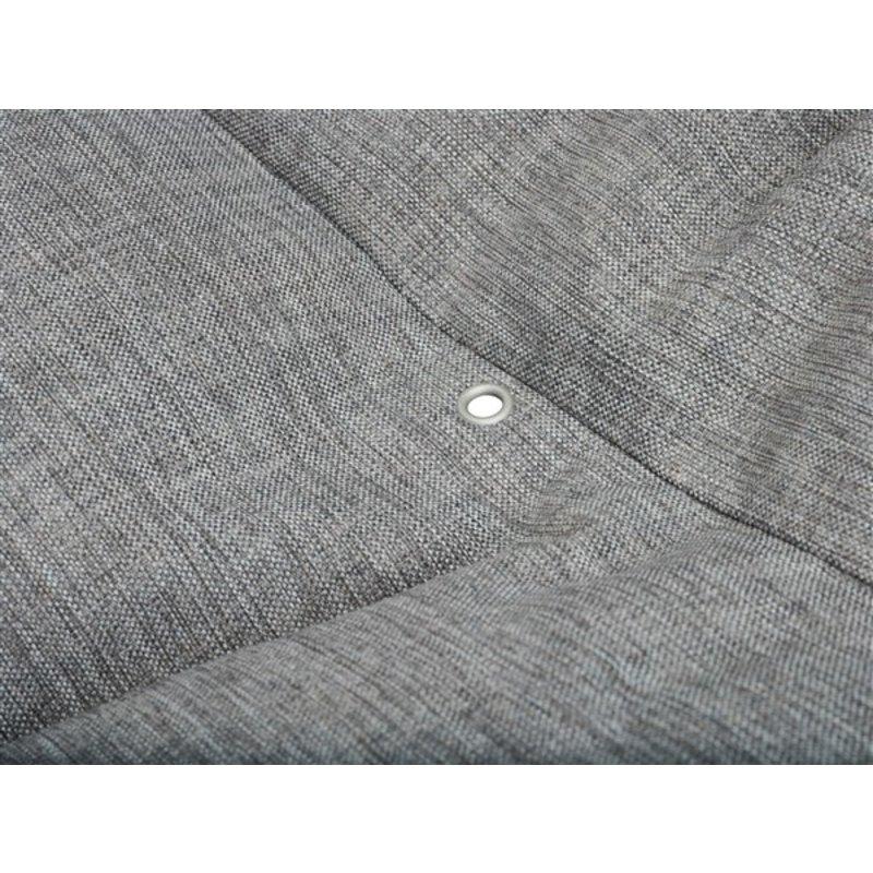 Fatboy-collectie Headdemock superb deluxe hangmat incl. kussen en cover rock grey