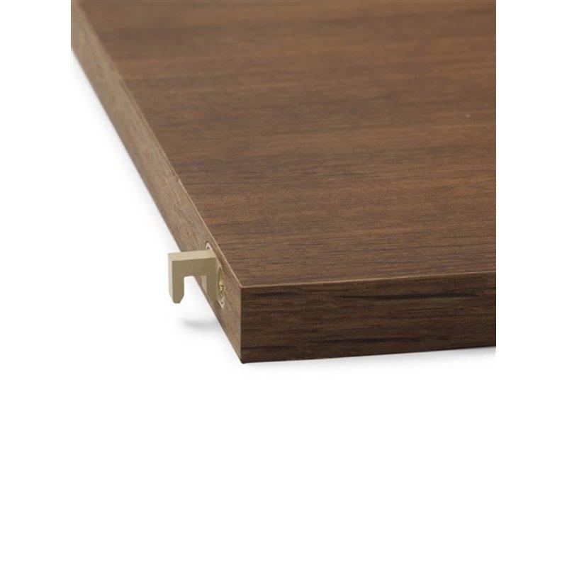 ferm LIVING-collectie Punctual houten plank oak/cashmere