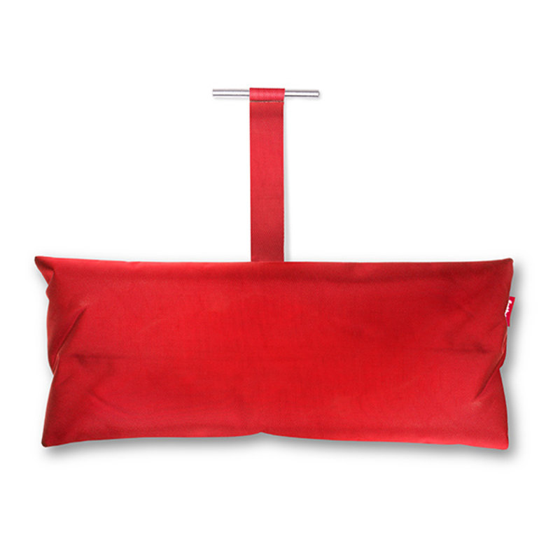 Fatboy-collectie Headdemock kussen hangmat rood