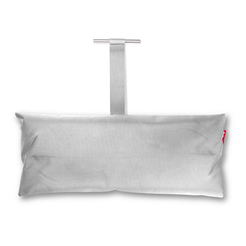 Fatboy-collectie Headdemock pillow light grey