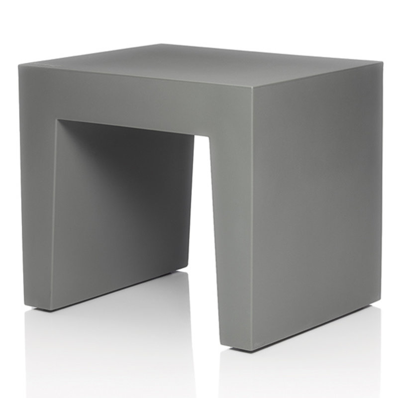 Fatboy-collectie Concrete seat krukje grijs