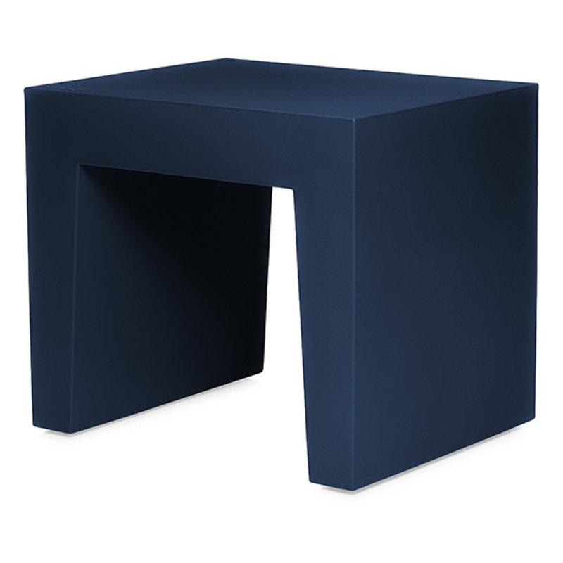 Fatboy-collectie Concrete seat recycled dark ocean