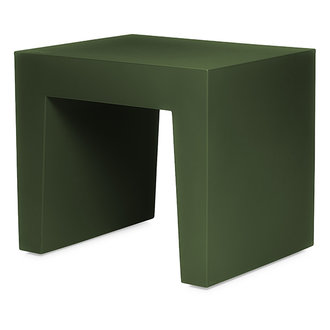Fatboy Concrete seat krukje recycled forest green