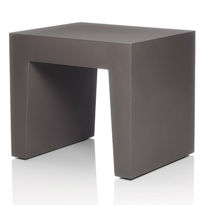 Fatboy-collectie Concrete seat krukje taupe