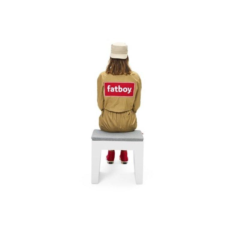 Fatboy-collectie Concrete seat krukje lichtgrijs