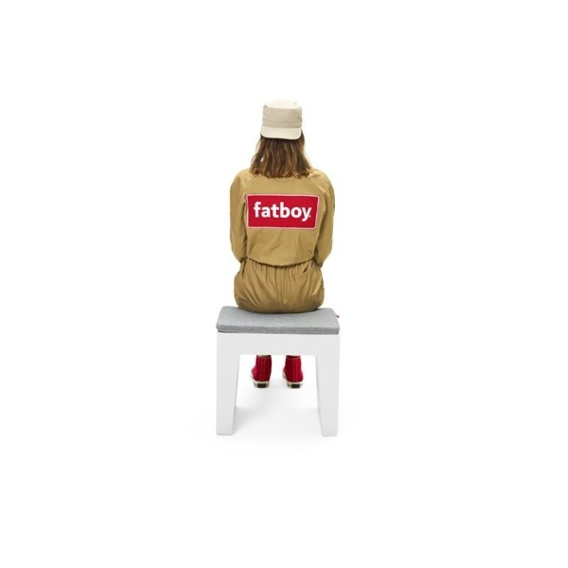 Fatboy-collectie Concrete seat light grey