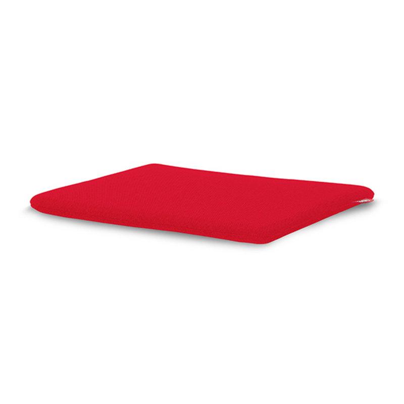 Fatboy-collectie Concrete seat zitkussen rood